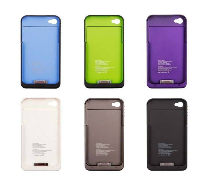 External Battery Case for Galaxy S4(i9500)