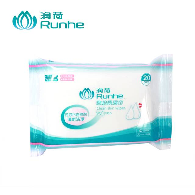 High Quality Restaurant 20pcs Wet Wipes/Quality Assured ( OEM SERVICE PROVIDED )