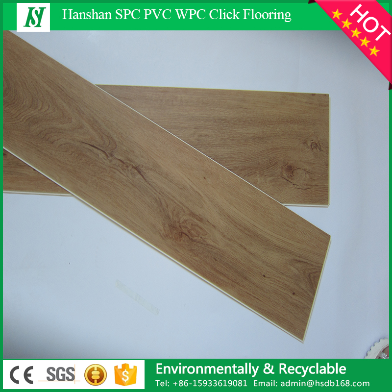 HanShan Indoor Use PVC Lock Flooring