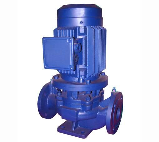 ISG Series Vertical In-line Pump