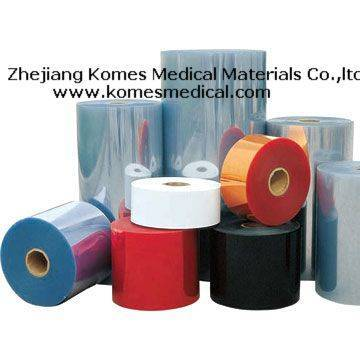 Pharma-Grade PVC Rigid Film