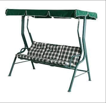 3 seat patio swing chair with canopy