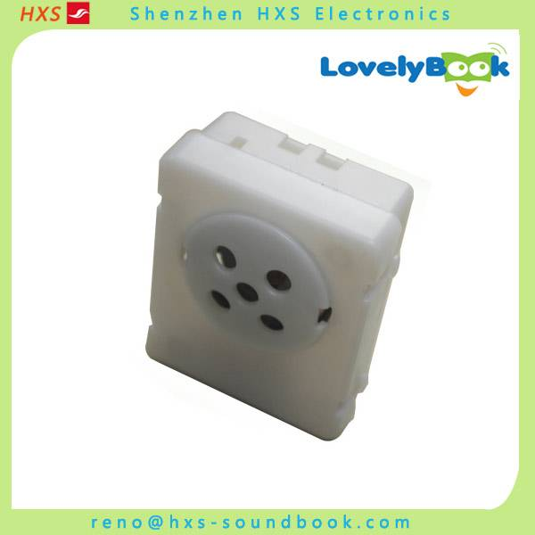 High quality Sound box for plush toy
