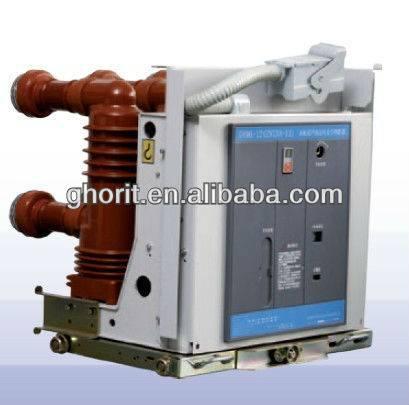 GVM6-12 Series Permanent Magnet Embedded Poles Type Indoor Vacuum Circuit Breaker