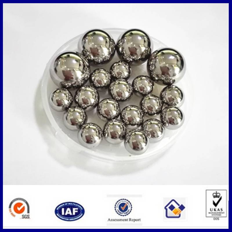 precision ball G10 G25 chrome steel ball for aeronautical bearings