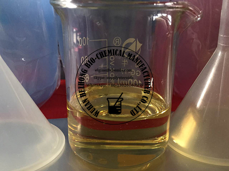 Mass Stack 500mg/ml Oil Base Injectable Steroids
