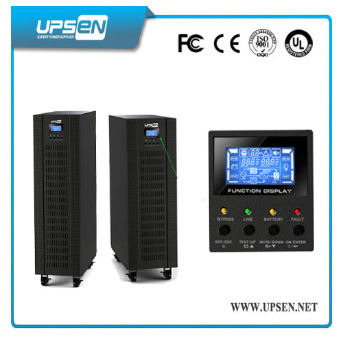 High Frequency Online UPS Backup Power Supply for Industry, Telecom
