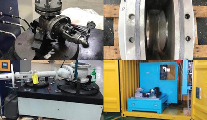 Engineering_Valve Calibration & Repair & Mariner Project & Philip Morris International