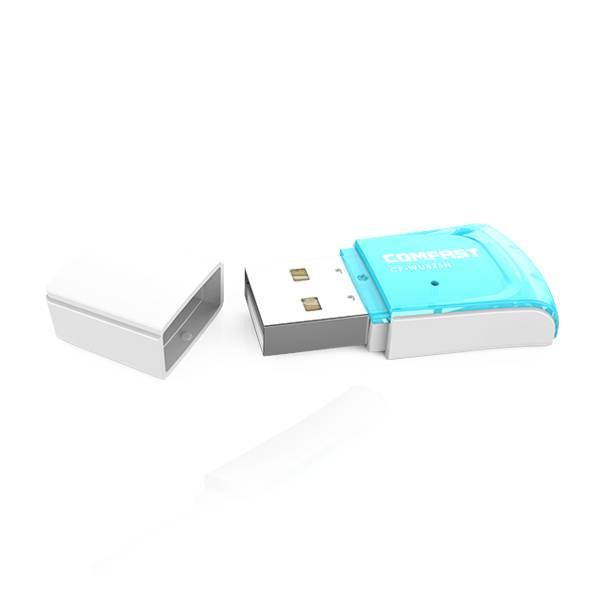 300Mbps RTL8192EU high power fast mini WiFi USB adapter