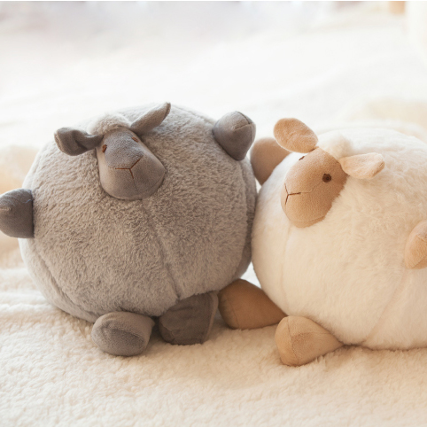 Cute little sheep dolls sheep soft toys sheep pillows DS-SP001