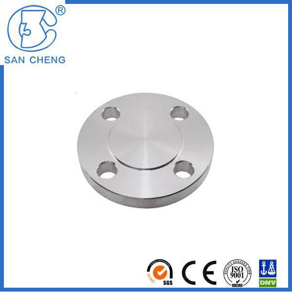 Stainless Steel 304 ASTM Carbon Steel Standard a105 Forged Weld Neck Flange Product Flange