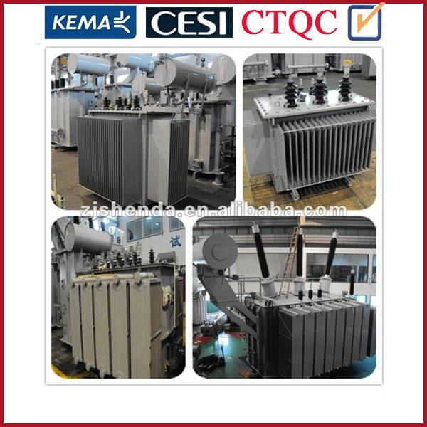 600kva Distribution Transformer