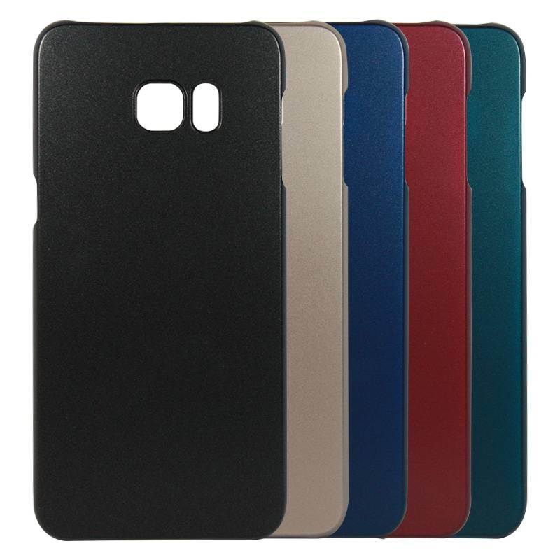 New Metallic Paint Coated Cell Phone Case Wholesale for Samsung Galaxy S6 Edge plus G9280
