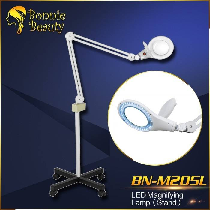 BN-M205L BonnieBeauty electronic led magnifying lamp