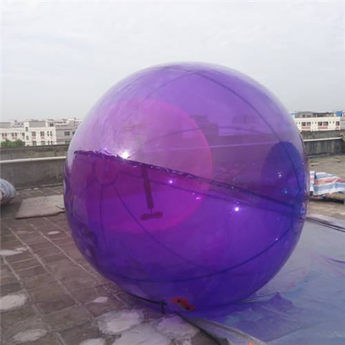 Prink ifnlatable water ball Inflatable water ball be widely used as summer water park, water game pa