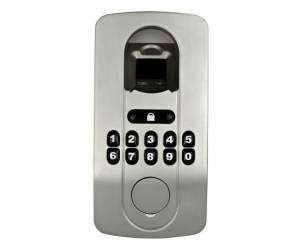 Fingerprint and Password Combination Keypad Lock (HF-LA200)
