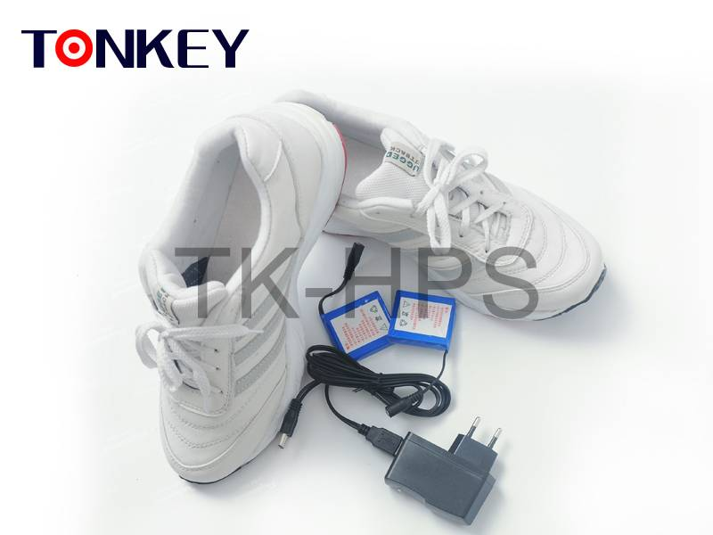 Rechargeable Heat Shoes