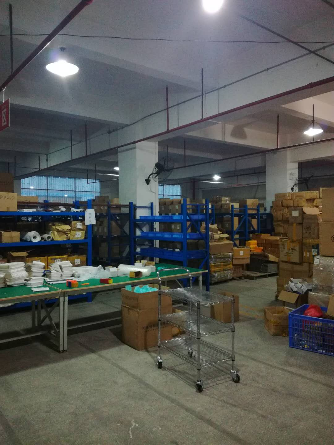 Shipping agent Service Fulfillment Provider Warehouse management in China