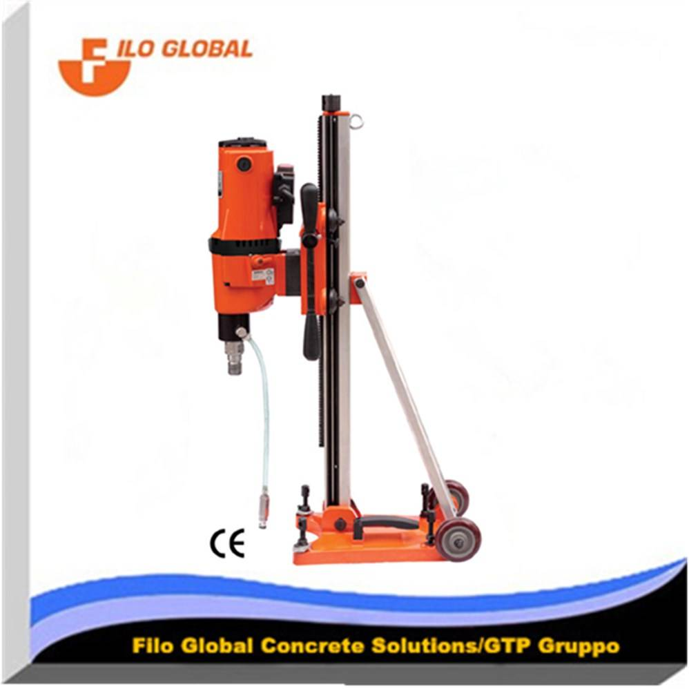 FILO coring drilling rig with drilling concrete 255mm