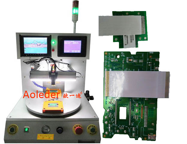 Pressure Hot Bar Soldering Machine