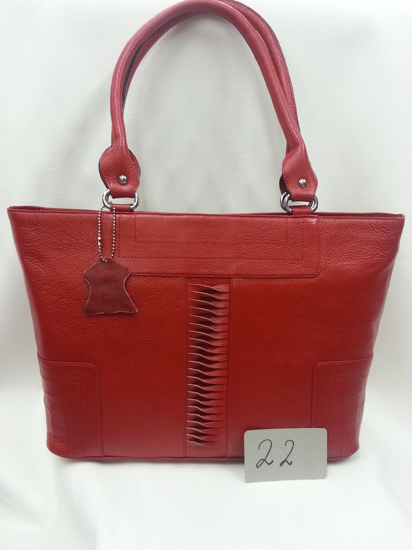 Ladies Bag Light Red color