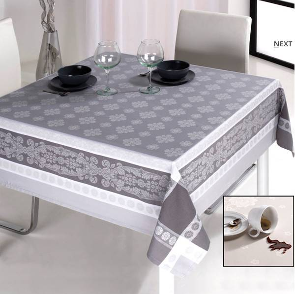 20 years textile factory Hot selling positioning pattern table cloth