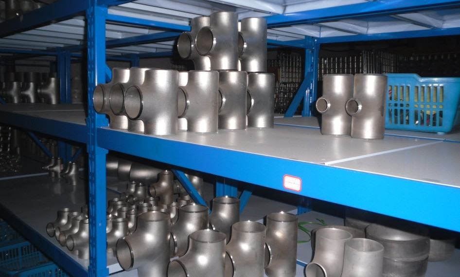 Seamless Stainless Steel Fittings-Reducing Tee