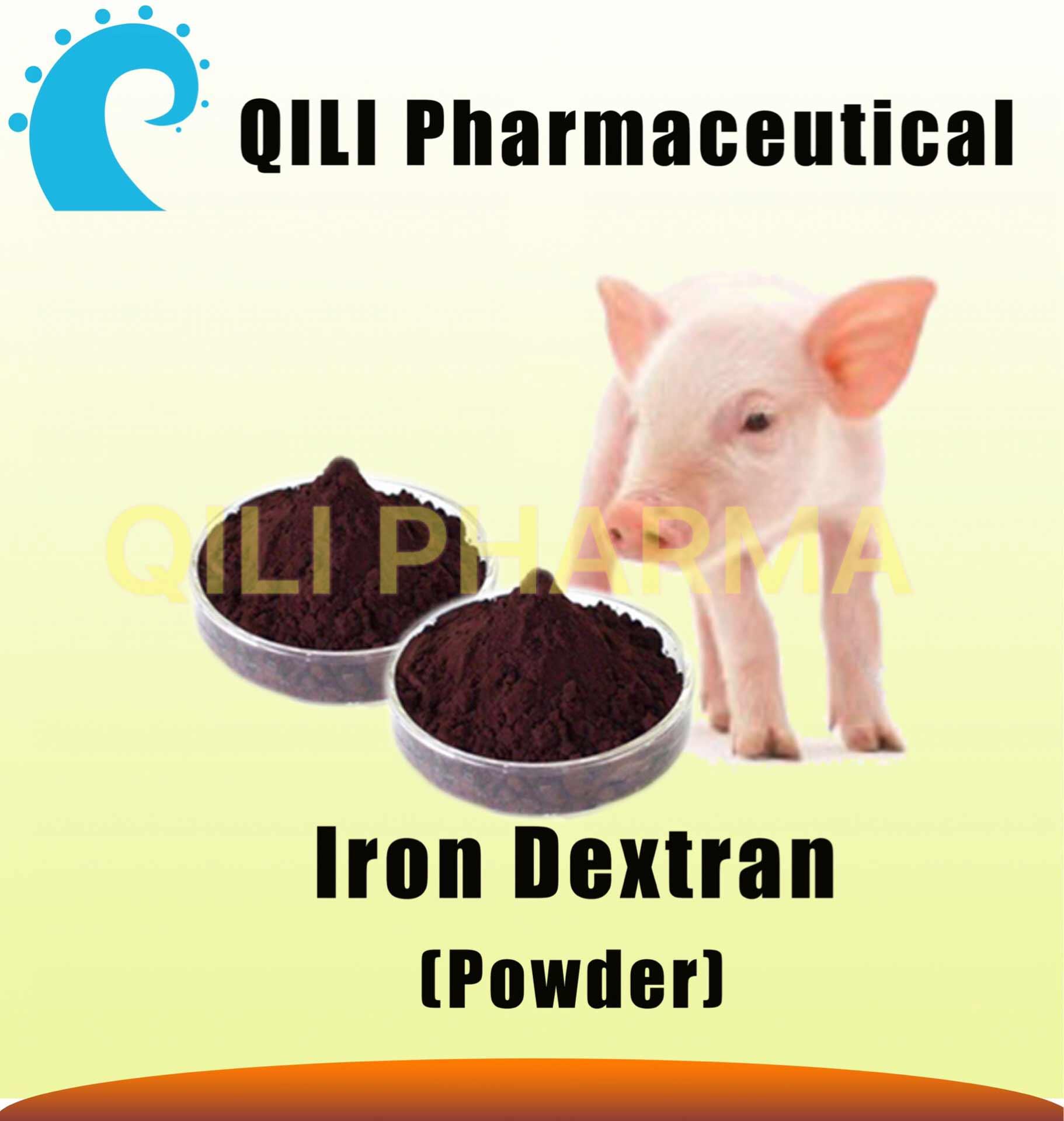 IRON DEXTRAN 25% Powder