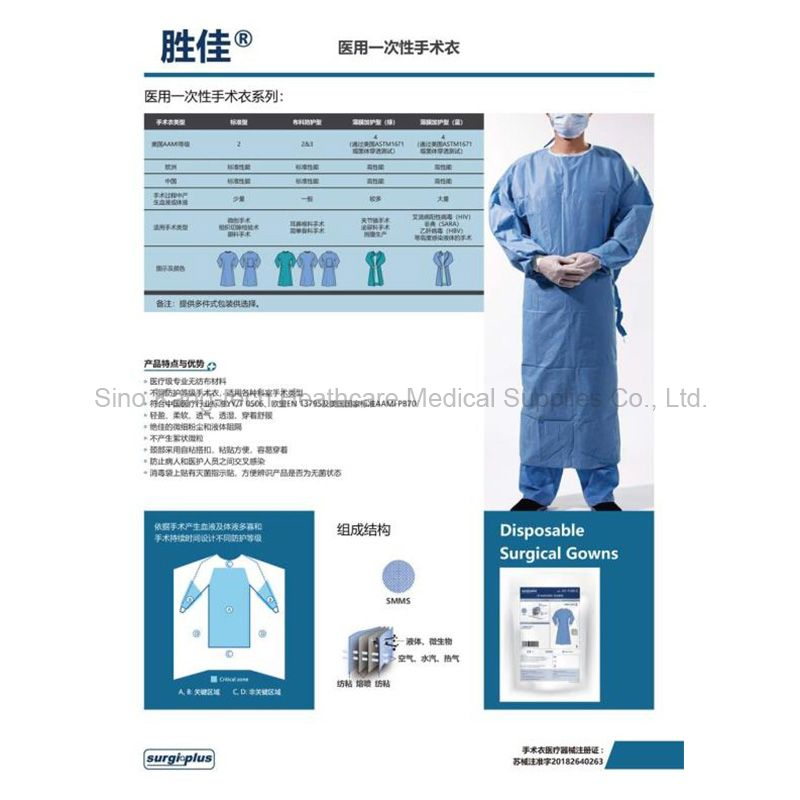 Medical Operation Gown