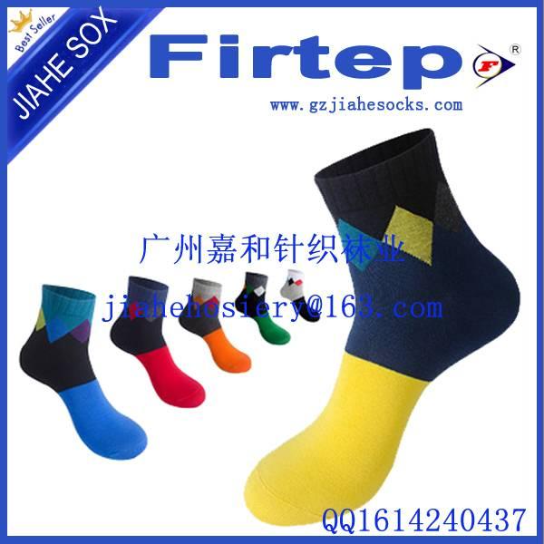 custom sock manufacturer ankle sports sock for men