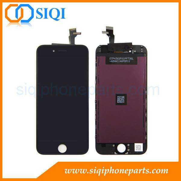 Replacement Parts For iPhone 6 LCD Screen Assembly (Black)