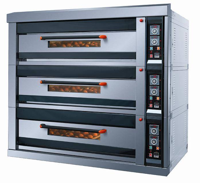 Luxury Gas Deck Oven NFR-90H