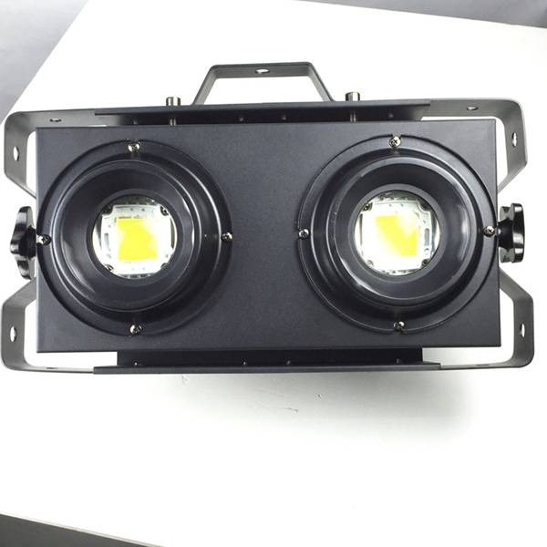 LED COB 200/400w AUDIENCE MATRIX STAGE BLINDER LIGHT LED PANEL PIXEL LED PANEL AUDIENCE LIGHT