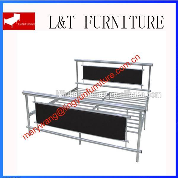 ELGENT META BED FRAME WITH WOODEN SLATS BED BASE FULL SIZE