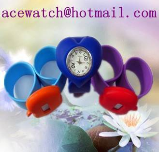 silicone watch silica gel wristwatches D