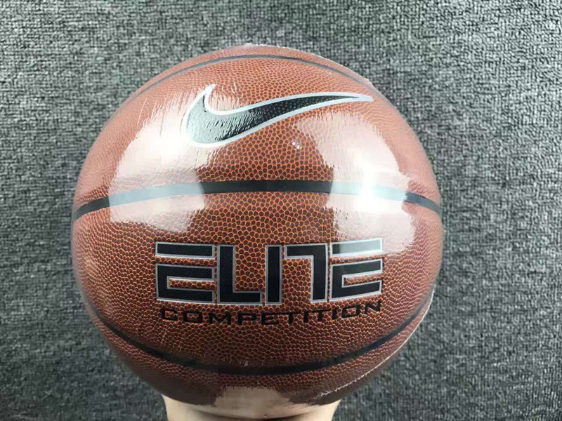 Brand New Nike basketball size7 leather basketball for match free sample