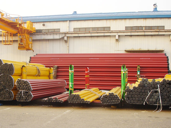 Apoxy Powder Electric Coating for Steel Rebar & Plate