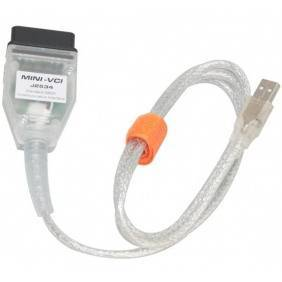 MINI VCI FOR TOYOTA TIS Techstream J2534, V5.00.028