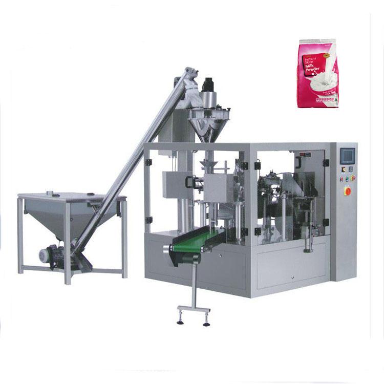 Food grade powder packing machine filler machine for milk