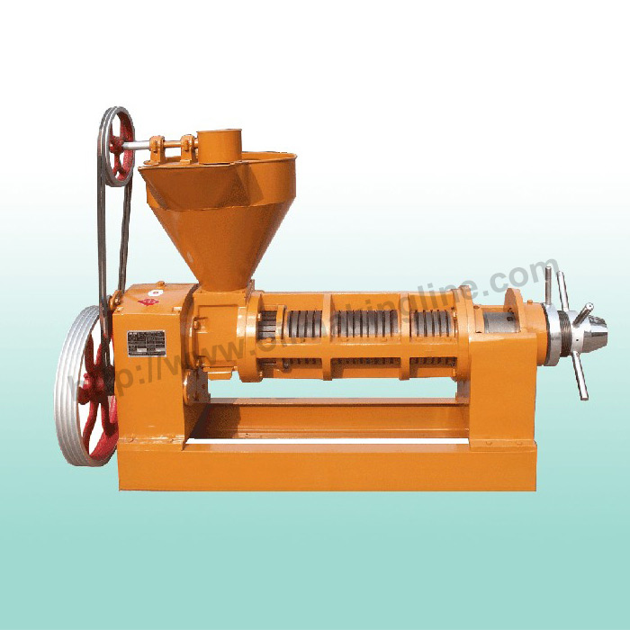 Oilseed Press MachineYS - 160