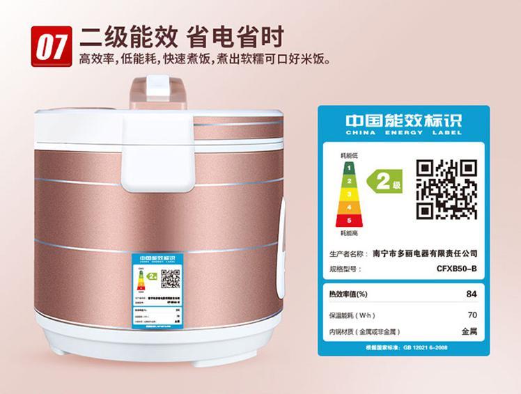 CFXB50-B rice cooker household rice cooker