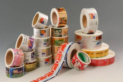 Pressure sensitive labels, Self-adhesive labels