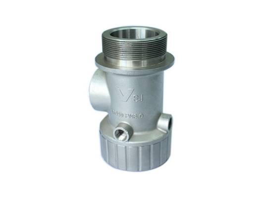 Pump body stainless steel casting -Impeller CF8 material weights 20g to 80kg
