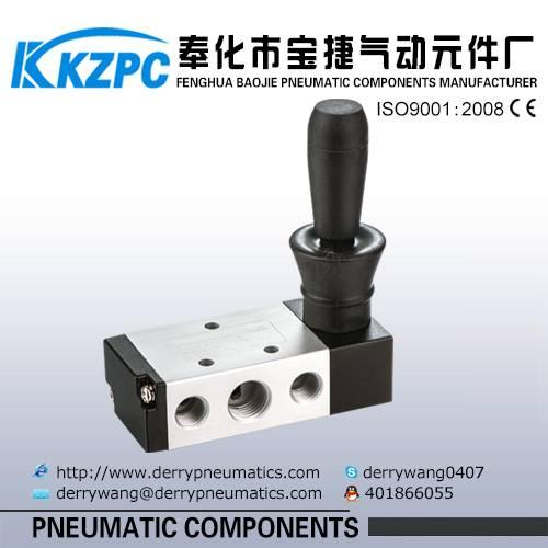 China 5/2 Way Pneumatic Pull Valve 4H310-10