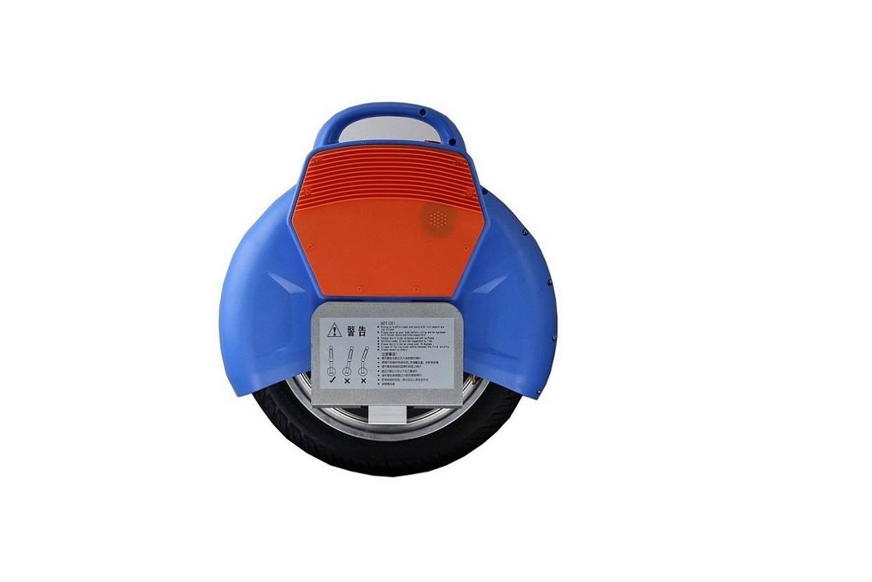 unicycle balancing vehicle