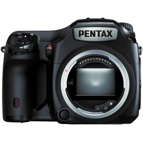 Pentax 645Z Medium Format DSLR Camera (Body Only)
