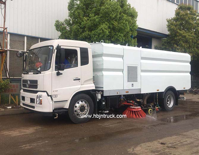 Dongfeng Street Sweeper Truck