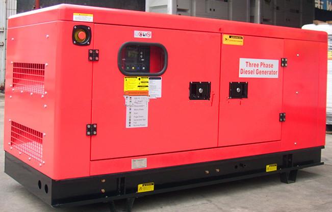 250KVA diesel generator set