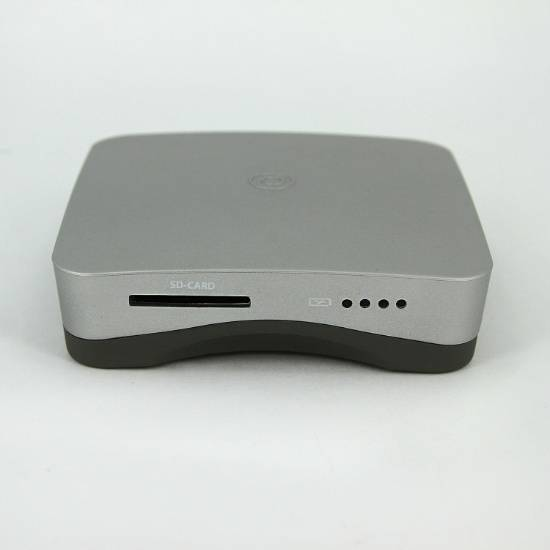 Share Foil+ 3G Wi-Fi Travel Router With 6600mAh, 16GB NAS Power Bank