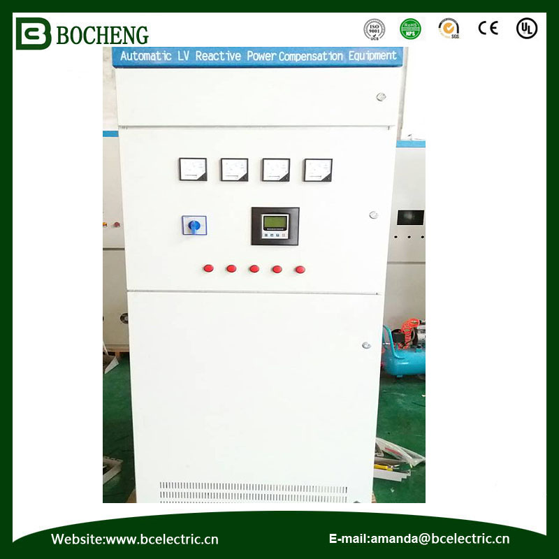 SVC Low Voltage Capacitor Compensation Cabinet